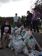 高野漁港のゴミ