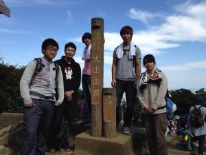 登山プロジェクト