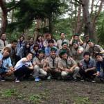 2015RS隊夏期合宿スタート
