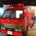 ビーバースカウト隊 消防博物館