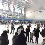 ビーバー隊、カブ隊とスケート